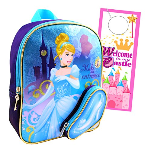 Disney Princess Cinderella Preschool Backpack