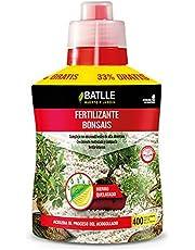 Abonos - Fertilizante Bonsais Botella 400ml - Batlle
