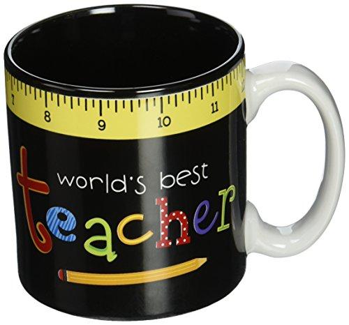 Burton & Burton World's Best Teacher Mug