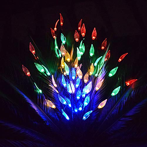 Fine Lawn Light-Warm White Lighted Twig Branches Lights Artificial Tree Willow Branches Lamp for Home Holiday Party Decor 60LED (Multicolor)