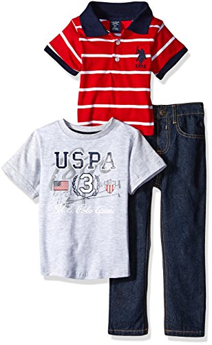 us-polo-assn-little-boys-toddler-striped-shirt-screen-printed-t-shirt-and-denim-jean-grey-red-3t
