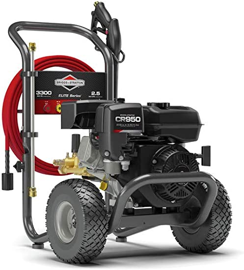 Our pressure washer of choice for the winter season
