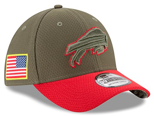 Sidelines Buffalo - Buffalo Bills New Era NFL 39THIRTY 2017 Sideline