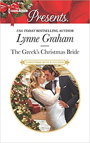 Book The Greek's Christmas Bride (Harlequin Presents)