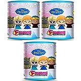 Disney FROZEN Fash'Ems Blind Pack Capsule - 3 Pack (3 Random Mashems Capsules per order) Series-1