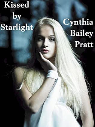 book cover of Kissed by Starlight