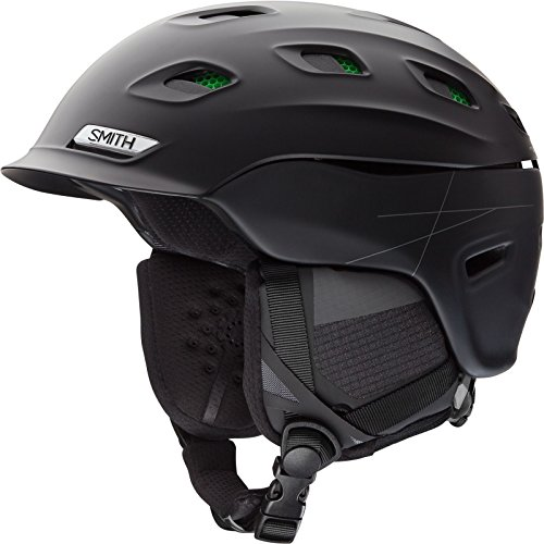 Smith Optics Vantage - MIPS Adult Snow Snowmobile Helmet - Matte Black/Large