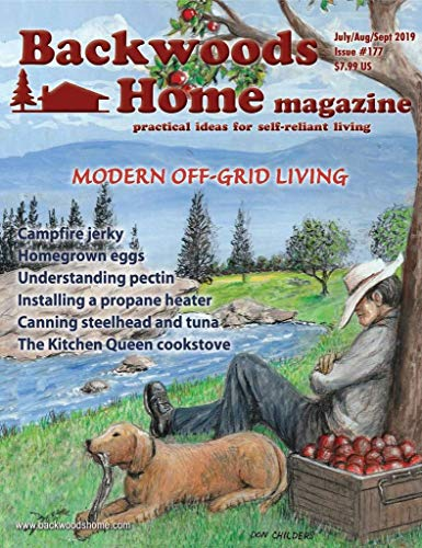 (Backwoods Home Magazine)