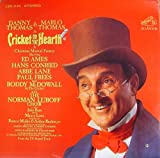 : CRICKET ON THE HEARTH : A CHRISTMAS MUSICAL FANTASY [Vinyl] Jules Bass; Ed Ames