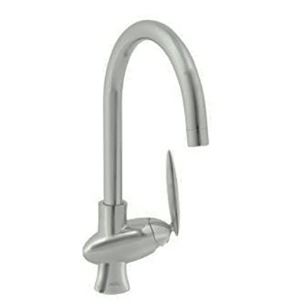 Jado 802/800/144 Saffron Single Lever Kitchen Faucet, Brushed Nickel