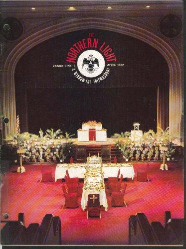 (NORTHERN LIGHT Vol 3 #2 Paschal Lamb Jenkintown George Burow 4 1972)