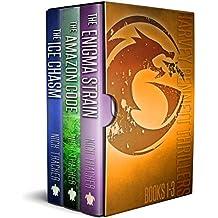Harvey Bennett Thrillers: Books 1-3 (Harvey Bennett Thrillers Box Set)