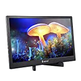"""Eyoyo Portable Gaming Monitor 13"""" inch 2K HDMI IPS Raspberry Pi Screen, PS3 PS4 Xbox One Xbox 360 Gaming Monitor 2560x1440 High Resolution 16:9 Two HDMI HD Interfaces Support 4K HDMI Input"""