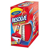 Resolve Easy Clean Pro Carpet Shampooer System with Brush Gadget and Foam Carpet Cleaner Spray, 22 oz