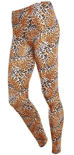 Stretchy Fashion Colorful Pattern Legging