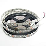 1-5M 12V SMD 3528 5050 Multi Color Non-Waterproof or Waterproof LED Strip Light (1M 3528 NonwaterProof, White)