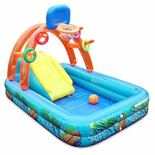 LQQGXL,Bath Large Inflatable Bathtub / Swimming Pool Child / Baby / Home Electric Taps Pool (188 137 34cm) Inflatable bathtub by LQQGXL