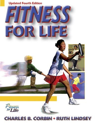 Fitness for Life-Updated 4th Edition-Cloth