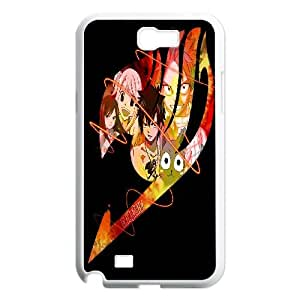 Samsung Galaxy N2 7100 Cell Phone Case White Fairy Tail DIY Plastic Phone Case Cover CZOIEQWMXN1731