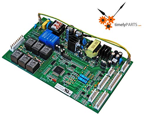 - None Refrigerator Main Control Board for Ge Wr55x10656 and Wr55x10942 (green)