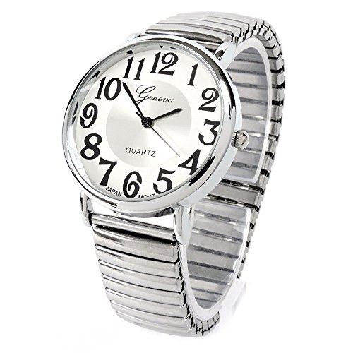 Face Expansion Band Watch - 1