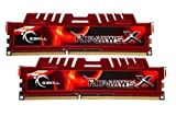 16GB G.Skill DDR3 PC3-12800 1600MHz RipjawsX Series LV 1.35V (9-9-9-28) Dual Channel kit