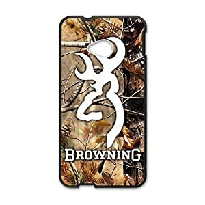 Browning Cell Phone Cell Phone Case for HTC One M7