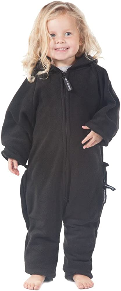 Forever Lazy Unisex Non-Footed Kids Onesie