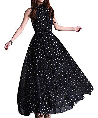 long black and white dresses for juniors - 7