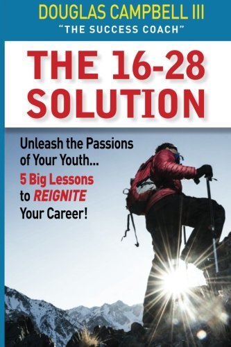 The 16 28 Solution Unleash The Passions Of Youth Five Big Lessons To Reignite Your Career