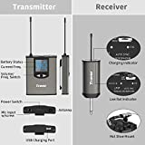 Travor Dual Wireless Lavalier Microphone System