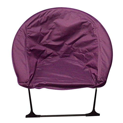 Impact Canopy 460050008-VC Luna Bungee Chair Folding, Purple