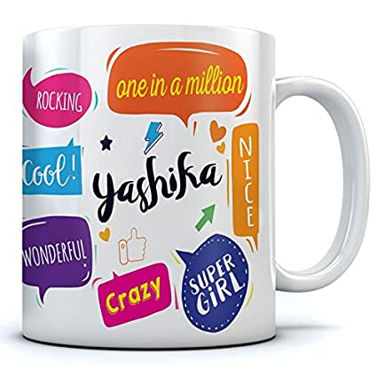 buy yashika printed ceramic coffee mug ml best gift for
