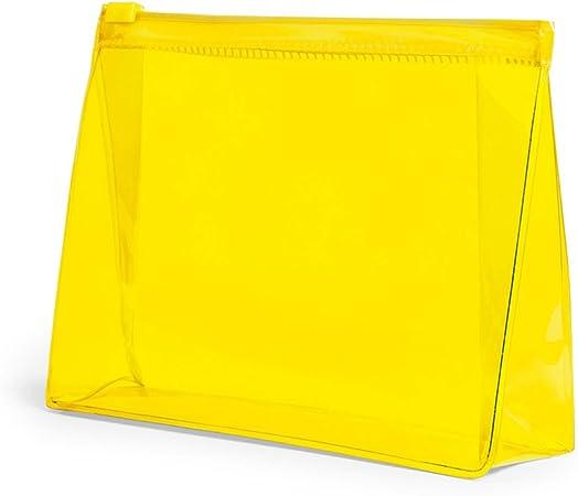 eBuyGB - Neceser de Viaje (PVC), diseño de líquidos, plástico ...