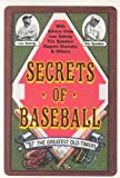 Secrets of Baseball, Lou Gehrig, 1557094314