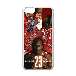 Custom High Quality WUCHAOGUI Phone case Super Star Michael Jordan Protective Case For Iphone 6 plus (5.5) - Case-12