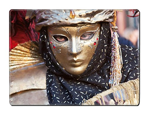 MSD Placemat IMAGE 23684153 Carnival mask in Venice (Fasching Costume)
