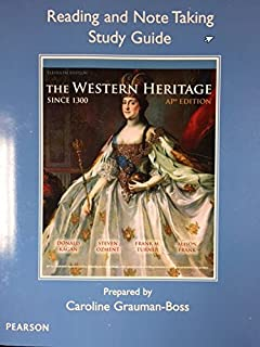 Amazoncom The Western Heritage Since 1300 Ap Edition
