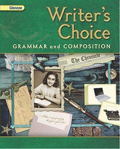 Writer's Choice, Grade 8, Student Edition