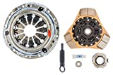 EXEDY Racing Clutch 15955 Stage 2 Cerametallic Clutch Kit Ductile Casting Thick Ceramic Facing 230mm 24T/25.2mm Spline Stage 2 Cerametallic Clutch Kit