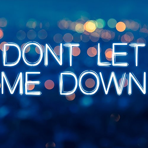 Dont Let Me Down Chainsmokers Free Download: Don't Let Me Down Instrumental By DJ Backtrack On Amazon