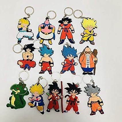 Figuras de acción y juguete - 3 piezas Dragon Ball Kayring ...