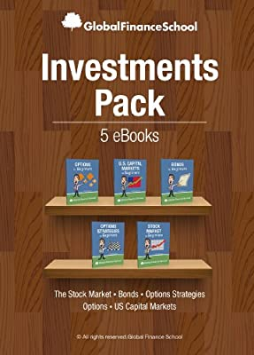 Investments for Beginners - 5 E-books Pack [Download]