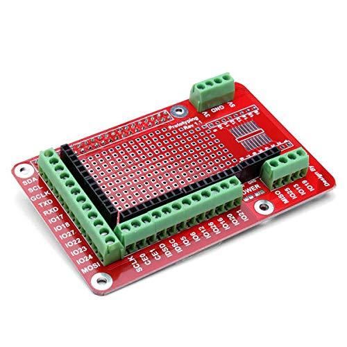 5pcs Prototyping Expansion Shield Board For 2 Model B/B+ - Arduino Compatible SCM & DIY Kits Raspberry Pi & Orange Pi - 5 x Prototyping -