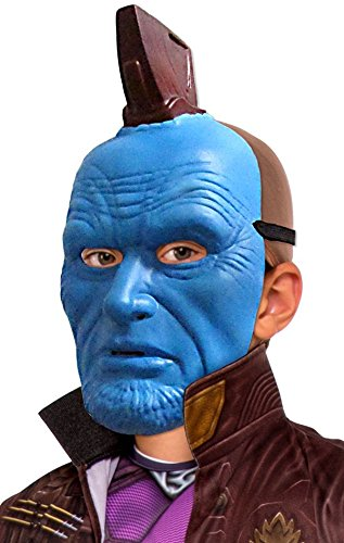 Rubie's Costume Guardians of The Galaxy Vol. 2 Child's Yondu Molded Half-Mask, One Size