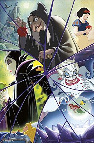 Trends International Wall Poster Disney Villains Collage 22.375