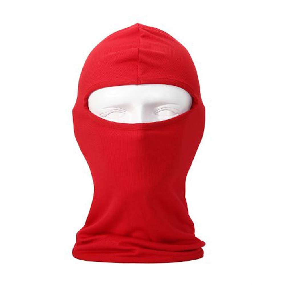 New Ultra Thin SKi Bike Football Helmet Reflective CS Face Mask Sports Balaclava KingMansion