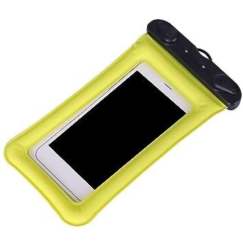 LKJYB Bolsa Impermeable Bolsa de teléfono móvil a Prueba de ...