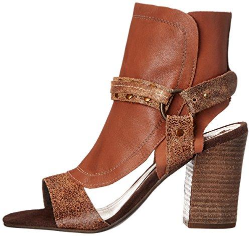 Diba Women's Italian Love Heeled Sandal, Tan, 8 M US by Diba (Image #5)