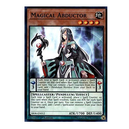 x3 Magical Abductor - SR08-EN012 - Common - 1st Edition ()